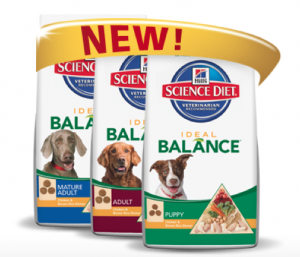 Hills Science Diet Ideal Balance dog food