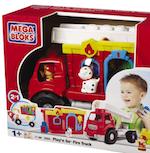 Mega Bloks Fire Truck