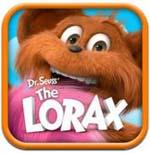 Free iTunes App Lorax Truffula Shuffula