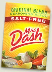 Mrs. Dash