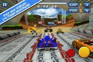 Sonic Screenshot