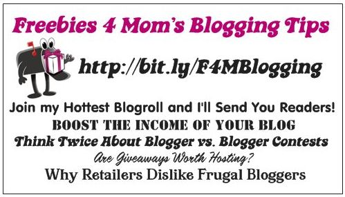 F4M Blogging Tips