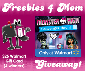 Monsters High Giveaway