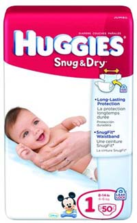 Huggies