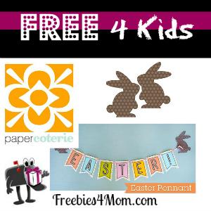 Free Easter Banner Printable