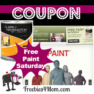 Free Quart Paint Post