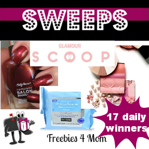 Sweeps Glamour Scoop Glam Latina Belleza Box (17 Daily Winners)