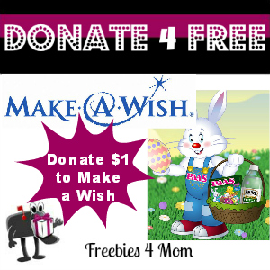 Donate4Free: Help Paas/Heinz Donate to Make-A-Wish