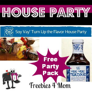 Free House Party: Soy Vay Turn Up the Flavor 5/18