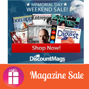 Deal Magazines Starting at $4.99