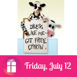 Free Meal (or Entrée) at Chick-fil-A July 12