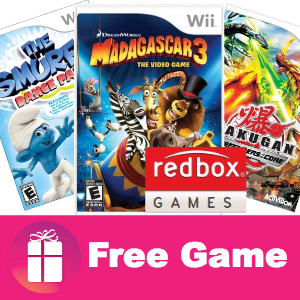 Freebie Redbox Game