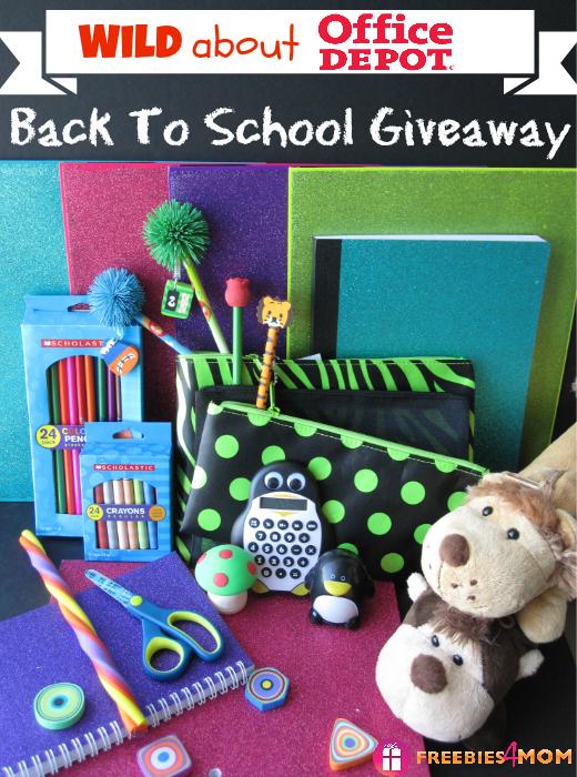 freebies school supplies