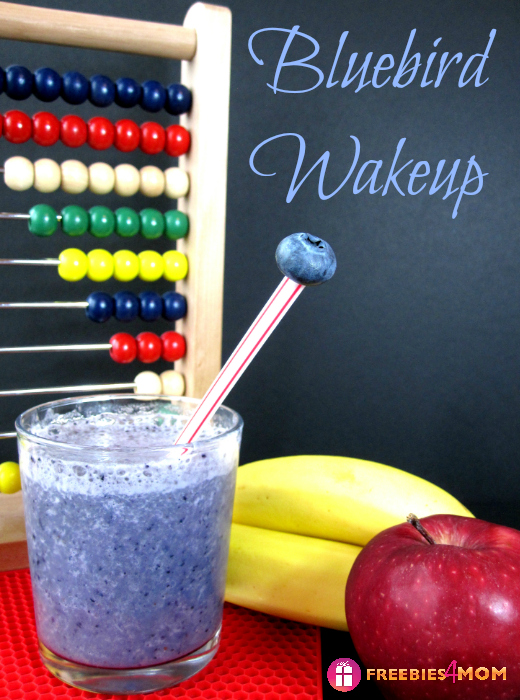Bluebird Wakeup Breakfast Smoothie #BTSIdeas #shop