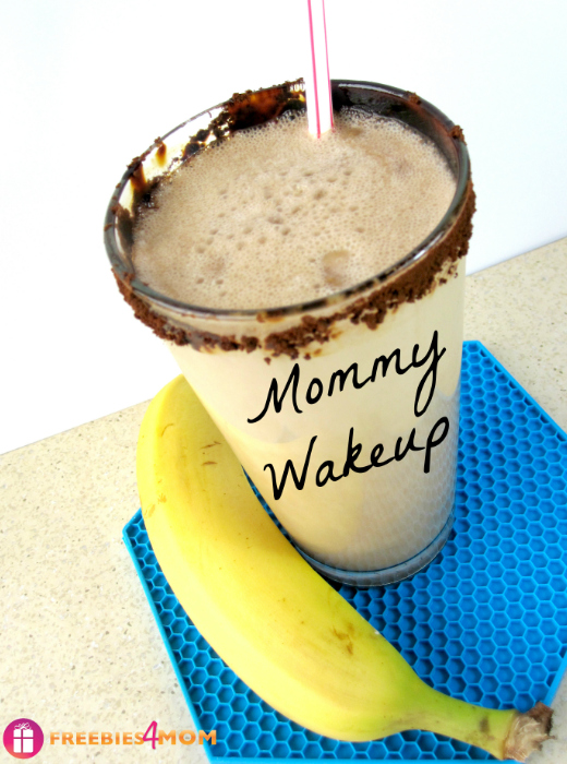 Mommy Wakeup Breakfast Smoothie #BTSIdeas #shop