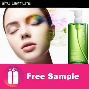 Freebie Shu Uemura Cleansing Oil
