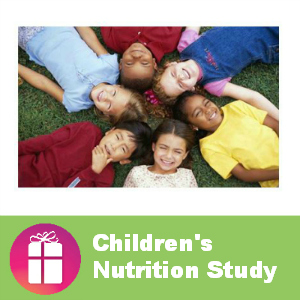 Houston Children's Nutrition Research Study