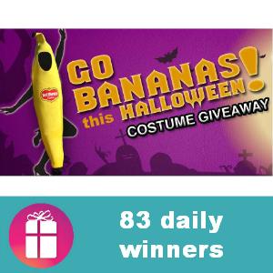 Sweeps Del Monte Halloween Costume
