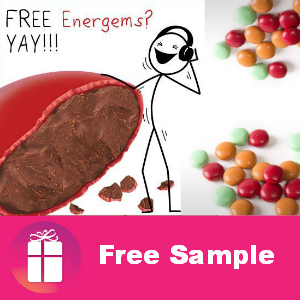 Free Sample of Energems