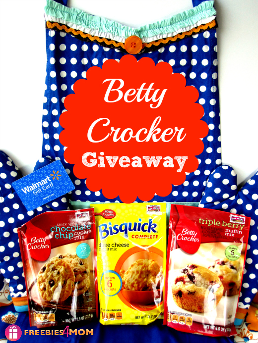 Betty Crocker Giveaway