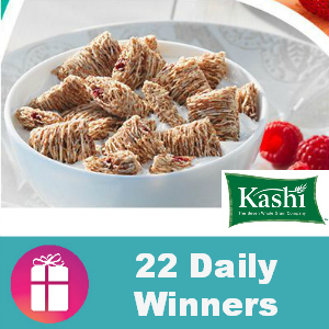 Sweeps Kashi Great Organic Giveaway