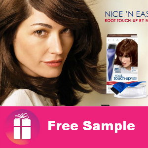 Free Full-Size Clairol Root Touch-Up