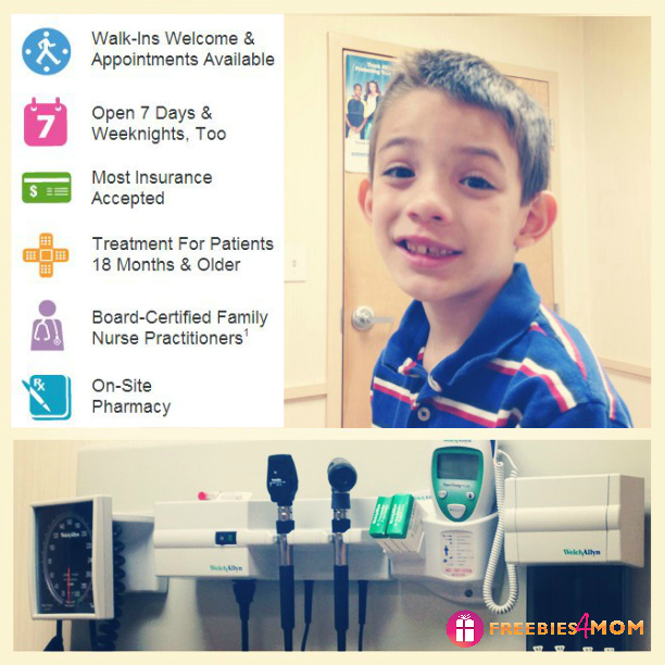 Features of Walgreens Healthcare Clinic #HealthcareClinic #shop