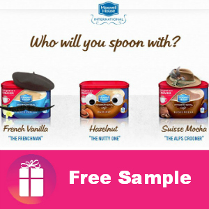 Free Sample International Cafe