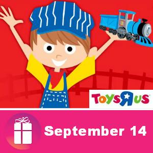 Free Thomas Play Date Sept. 14