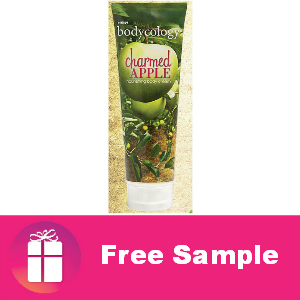 Free Sample Bodycology Charmed Apple