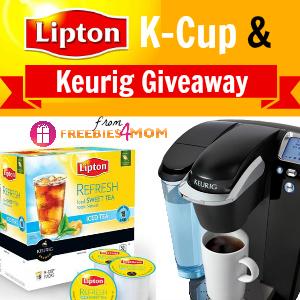 Lipton K-Cup & Keurig Platinum Winner