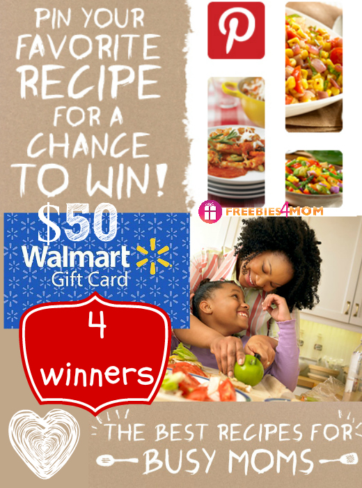 $50 Meal Inspirations Giveaway