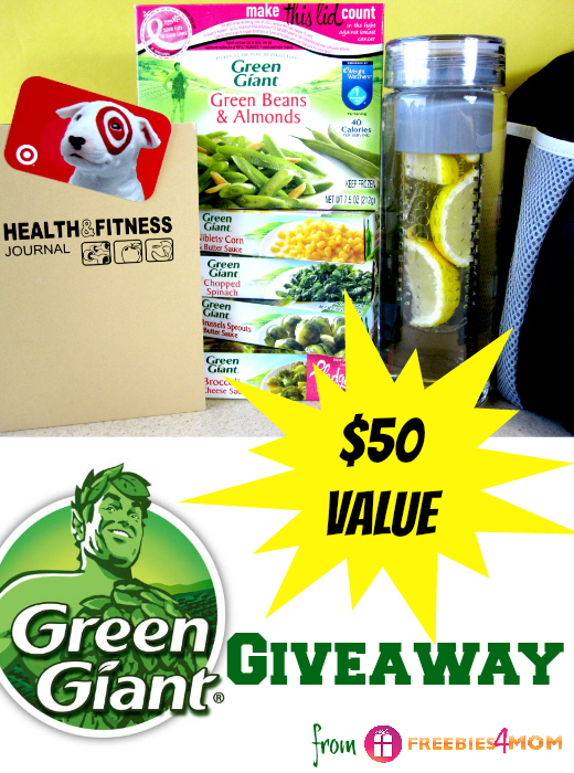 $50 Green Giant Giveaway
