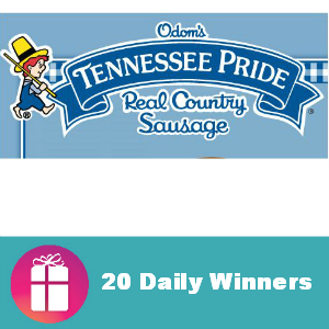 Sweeps Odom's Tennessee Pride Gobble IWG
