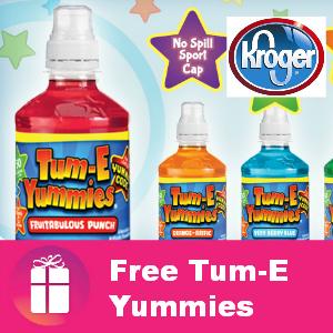 Free Tum-E Yummies at Kroger