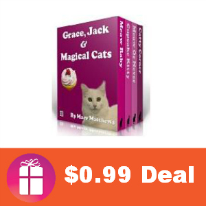 Deal $0.99 Boxed Set from Mary Matthews