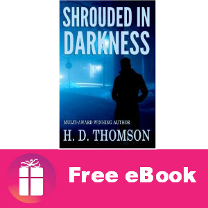 Free eBook: Shrouded in Darkness ($2.99 Value)
