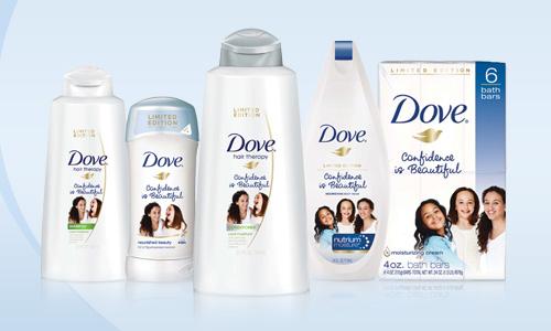 Dove Self-Esteem Products