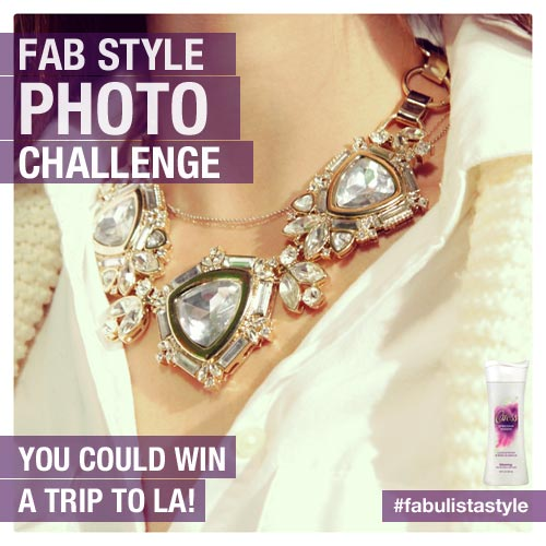 Caress Fab Style Photo Challenge