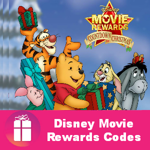 Disney Movie Rewards Codes
