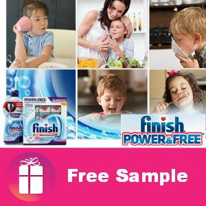 Free Sample Finish Power & Free