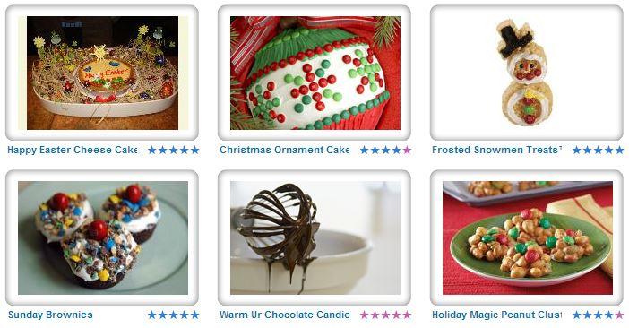 Holiday Recipes at Bright Ideas #BakingIdeas #shop