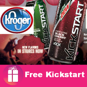 Free Mountain Dew Kickstart