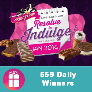 Sweeps Skinny Cow Resolve to Indulge