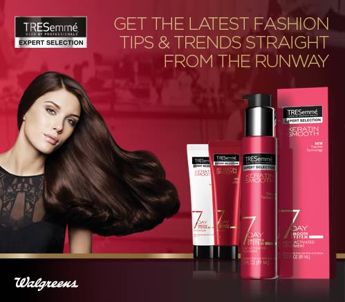 TRESemme Fashion Sweeps