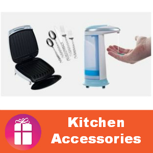 Kitchen Accessories starting at $6.99