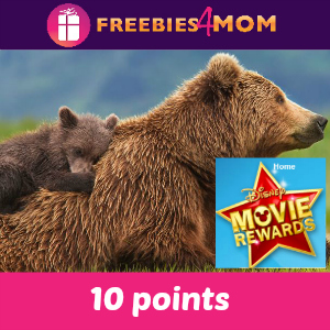 10 pts Disney Movie Rewards