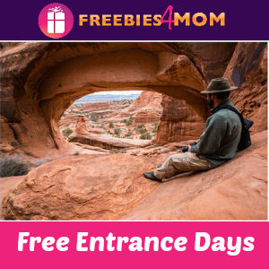 Free Entrance in the National Parks April 19-20