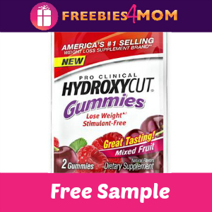 Free Sample Hydroxycut Gummies