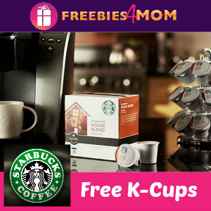 Free Sample Starbucks K-Cups
